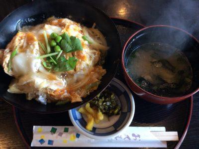 カツ丼(鏡山温泉)